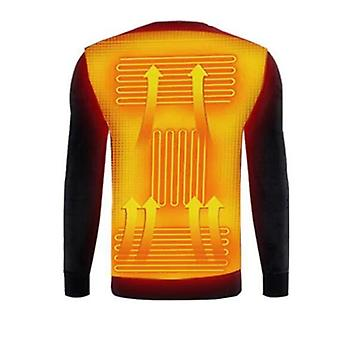 Battery Powered, Electric - Heating Thermal Underwear Set (top & Pant)