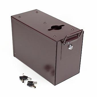 Ohut linja Toke & rake lukko laatikko
