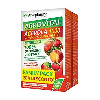 Acerola 1000 Family Pack None