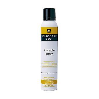 360º invisible spray spf50+ 200 ml