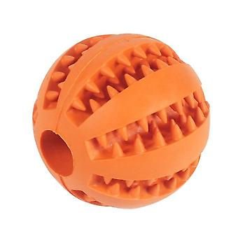 Extra-tough Rubber Ball Toy - Interactive Elasticity Ball Dog Chew