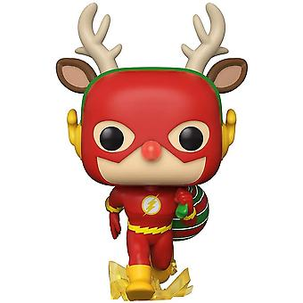 Flash Rudolph Holiday Pop! Vinyl