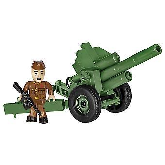 Toisen maailmansodan 122mm haupitsi M1938 M30 (70 kpl)