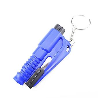 Emergency Rescue Means Glass Window Breach Infant Safety Hammers With Keychain