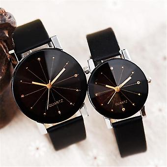 Temperament Simple Personality Creative Student Couple Watch