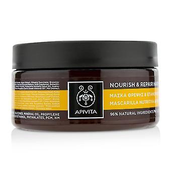 Apivita Nourish & Repair Hair Mask with Olive & Honey 200ml/6.76oz