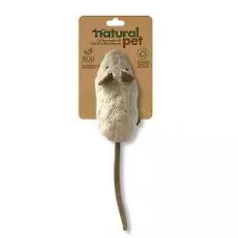 Natural Pet Wolly Mouse Cat Toy