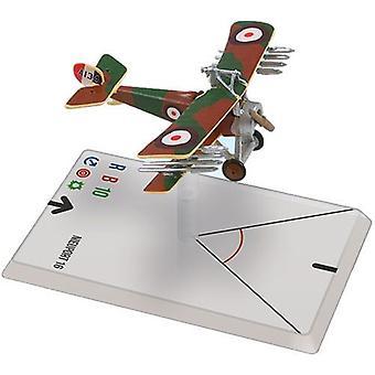 Wings of Glory Nieuport 16 Balle