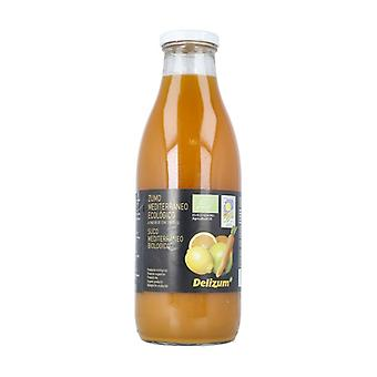 Organic Mediterranean juice 1 L