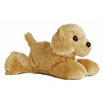 Aurora world 31294 mini flopsie golden retriever plush toy