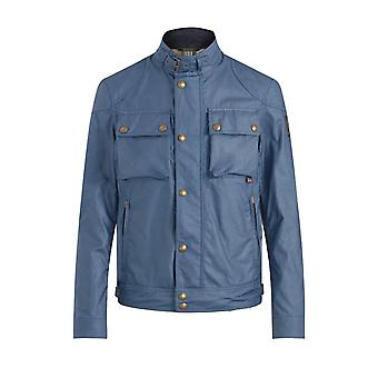 Belstaff Racemaster Jacket Airforce Blue