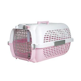 Catit CATIT PET VOYAGEUR IN PINK / WHITE, MEDIUM
