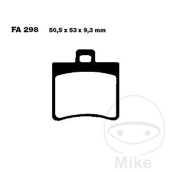 EBC Carbon Scooter Remblokken SFAC298