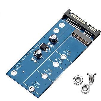 Scheda adattatore M2 Ssd Ngff to Sata/6 gbps Ngff M.2 Scheda adattatore a 22 pin/sata Iii