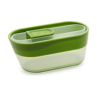 Measuring spoons and cups 1 unit (Green)
