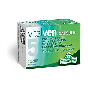 Vitalven 5 30 capsules