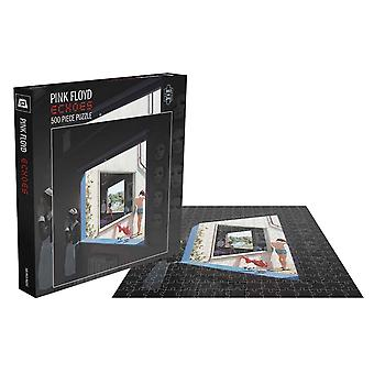 Pink Floyd Jigsaw Puzzle kaikuu albumi uusi virallinen 500 pala