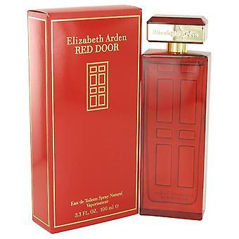 Rode deur Eau De Toilette Spray door Elizabeth Arden 3.3 oz Eau De Toilette Spray
