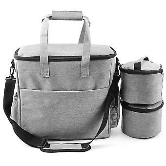 15L pet travel bag - dog food storage case