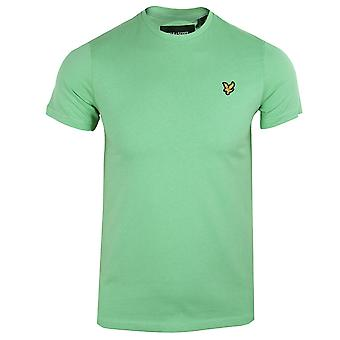 Lyle & scott men's sea mint t-shirt