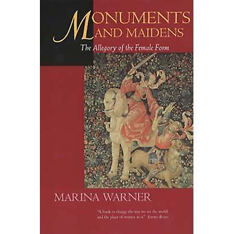 Monument och jungfrur - allegorin om den kvinnliga formen av Marina varna