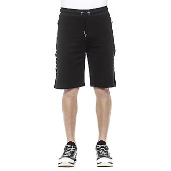 Black Shorts Men Man
