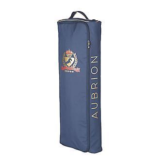 Aubrion-joukkueen kaksinkertainen bridle-laukku