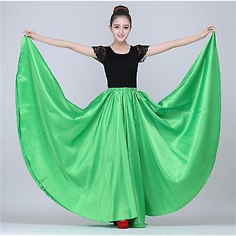 Faldas Flamencas Danza Española Coro Gitano Vientre Toreo España Vestido