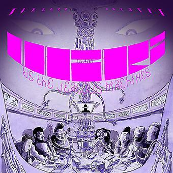 Shabazz Palaces - Quazarz vs the Jealous Machines [CD] USA import