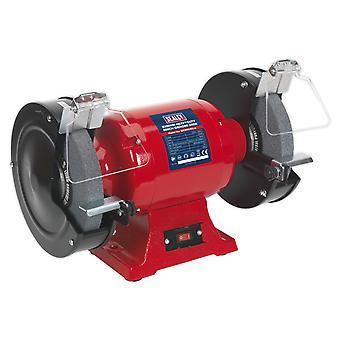 Sealey Bg200/99 Banco amoladora 200Mm 230V/600W para trabajo pesado