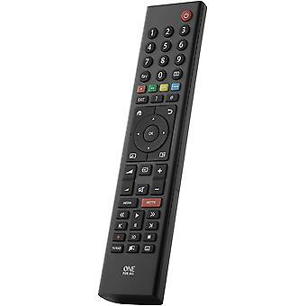 HanFei Grundig TV Fernbedienung - Funktioniert mit ALLEN Grundig TV / Smart TV - die ideale