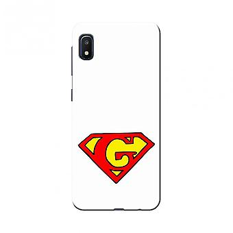 Superhero- G Slim Hard Shell Case For Samsung