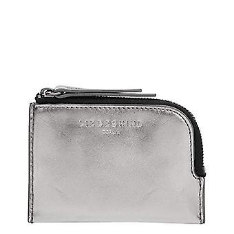 Liebeskind Berlin Meryl Lena, Women's Wallet Travel Accessories, Silver Lead-9626, Small