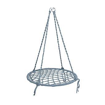 Hangstoel schommel 80 cm – Grijs – Tot 100 kg