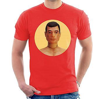 Action Man Karaktär Head Herr T-Shirt