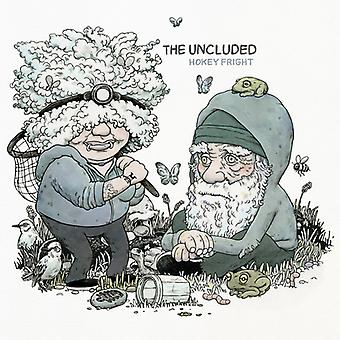Uncluded - Hokey Fright [CD] USA import