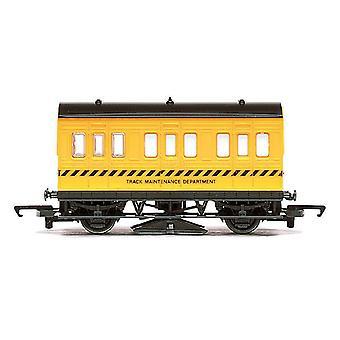 Hornby Track Cleaning Coach Era 7 Model Train