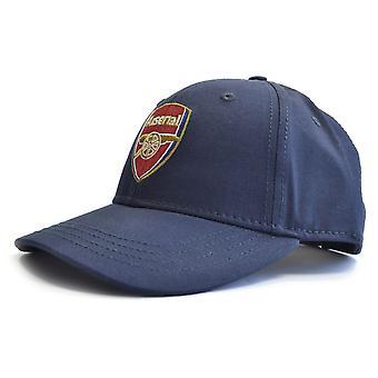 Arsenal Crest Baseball Cap Navy