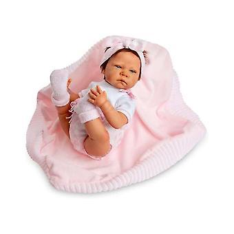 Lalka Berjuan Sweet Reborn Pink (50 cm)