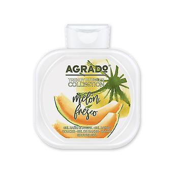 Shower Gel Trendy Bubbles Collection Agrado Melon (750 ml)