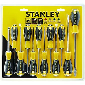 Stanley Essential Screwdriver Set 12 Piece