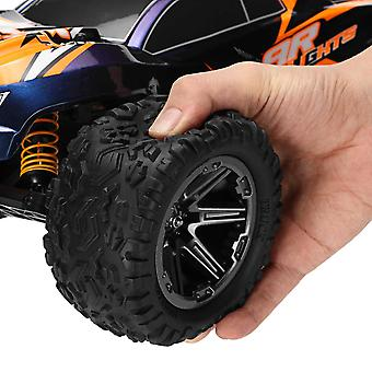 1:8 Rc car 2.4g 7.4v 1500mah full proportional control big foot high speed 45km/h rc vehicle model truck rtr remote control toys