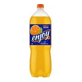 Boisson rafraîchissante Profitez de l'orange (2 L)