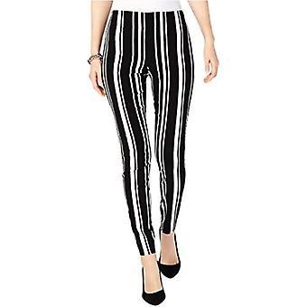 INC International Concepts Womens INC Pull-On Striped Skinny Pants