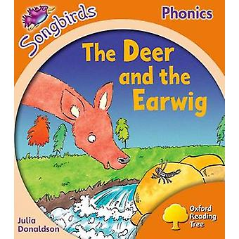 Oxford lecture arbre oiseaux chanteurs Phonics: Niveau 6: le cerf et le perce-oreille