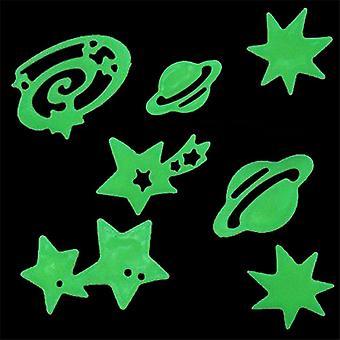 Hehku pimeässä tähdet ja planeetat