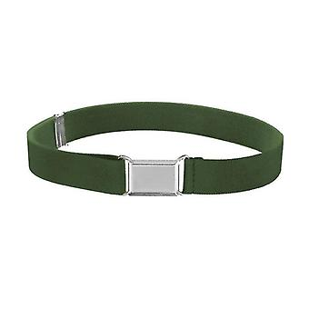 Cintura per bambini & Cintura fatta a mano Morbido Elastico Elastico Regolabile Fibbie Facili
