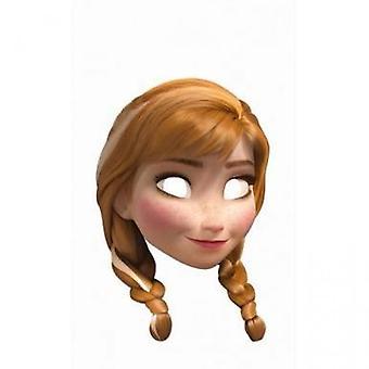Disney Anna Maske in Pappe