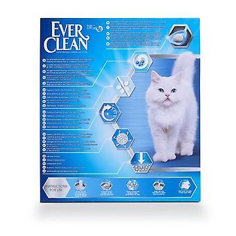 Aina puhdas hajustamaton kömpelö kissanhiekka