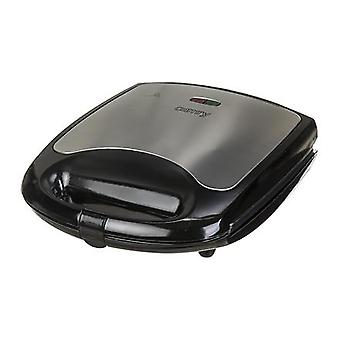 Camry Sandwich Machine XL CR 3023 1500 W, Number of Plates 1, Number of Pastries 4, Black